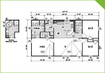 Double Wides Clayton moreover 6 likewise Floorplans additionally Deer Valley as well 194569646378352977. on 2012 single wide mobile homes